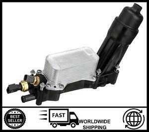 FOR Chrysler Dodge Avenger Jeep Cherokee Engine Oil Filter Adapter Housing 3.6V6