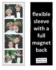 Magnetic Photo Booth Frame fit 2x6 picture Magnet frame 250 pack Wedding Pa