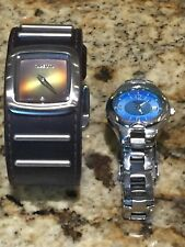 Nixon And Relic Ladies Watch Lot