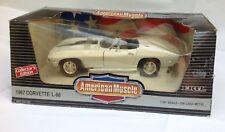 ERTL American Muscle 1:18 Scale Diecast Car 1967 Corvette