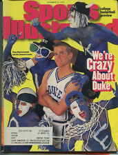 Sports Illustrated Nov 17,1997 College Basketball Preview      MBX78