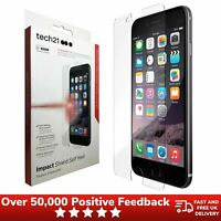 Tech21 iPhone 6 Plus Screen Protector Impact Shield T21-4273 - Brand New