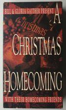 Bill & Gloria Gaither Present Christmas Homecoming (VHS, 1993)