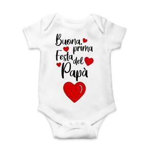 Baby Body per la Prima Festa del Papà - Fantastica Idea Regalo