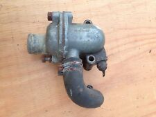 ORIGINAL TRIUMPH TR3 TR4 ENGINE  THERMOSTAT HOUSING TR 3 3A 3B 4 4A