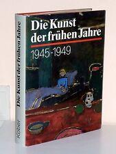 Karl Max Kober: Die Kunst der frühen Jahre 1945-1949