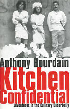 Kitchen Confidential, Bourdain, Anthony Hardback Book
