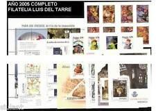 ESPAÑA - AÑO 2005 COMPLETO - SELLOS NUEVOS DE LUJO