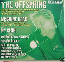 OFFSPRING-MACHINE HEAD-MY RUIN cd promo Italy mint