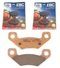 """EBC """"R"""" Series  Front + Rear  Brake Pads (3 Sets)   2008-15 Can-Am DS 450"""