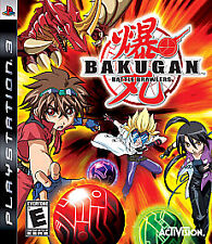 Bakugan battle brawlers*