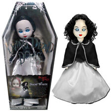 Living Dead Dolls Scary Tales Vol #04 Snow White 10-Inch Doll - Mezco Toyz