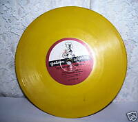 CHILDRENS CHRISTMAS SONGS GOLDEN RECORDS 45 RPM