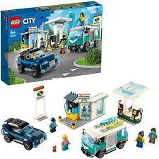 LEGO City Turbo Wheels Stazione di Servizio con Negozio