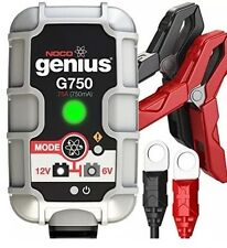 NOCO Genius G750 - 6V/12V .75 Ultrasafe Smart Battery Charger
