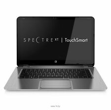 "HP Spectre XT TouchSmart 15-4013cl / i7-3517U 8GB 500GB / 15.6"" FHD Touch Win 10"