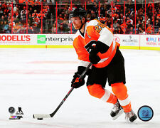 CLAUDE GIROUX – PHILADELPHIA FLYERS - NHL LICENSED 8x10 ACTION PHOTO