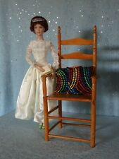 """AllforDoll DIORAMA Furniture CHAIR for 16-18"""" Dolls - Tonner Kaye Wiggs Ficon"""
