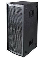 """Peavey QW 218 Two Low Rider 18-Inch Woofers 4"""" Voice Coils 6400 Watts 571310 New"""