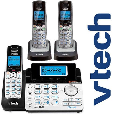Catalog 2 Line Dect 6 0 Cordless Phone Review Travelbon.us