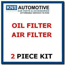 PEUGEOT 207 1.4 HDI Diesel 06-10 OIL & Air Filter Service Kit p8bb