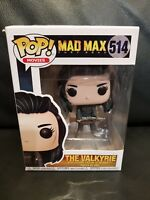 POP THE VALKYRIE #514 MAD MAX Vinyl Action Figure New