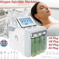 6 in1 Water Dermabrasion Deep Cleansing Hydro Dermabrasion Hydra Facial Machine