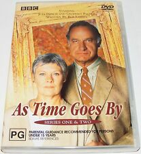 AS TIME GOES BY : Series 1 & 2-- (DVD 3 Disc Set)