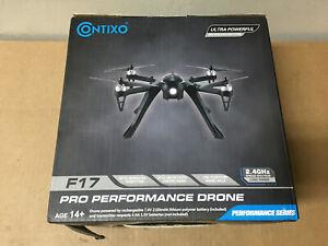Contixo F17+ Quadcopter Drone 4K HD Camera Brushless Motors Photo Photography