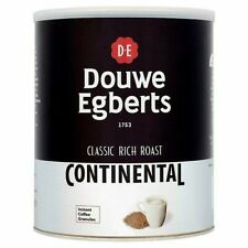 Douwe Egberts Classic Rich Roast Continental Instant Coffee Granules 750g
