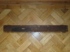 """BAXENDALE ANTIQUE COMPASS BEAM 26 """" STAMPED """"A.M.""""(Air Ministry) ORIGINAL BOX."""