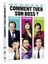 DVD *** COMMENT TUER SON BOSS ? ***  avec Jennifer Aniston, Colin Farrell, ...
