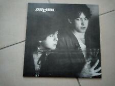 THE CURE Rare demos LP