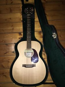 Martin 000-M  With LR Baggs Pickup Fitted
