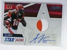 2011 Absolute Star Gazing A.j. Green autograph auto patch rc #D08/25 #14 *47807