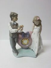 Lladro Time For Love Figurine #5992, c. 1993-2001 - Mib