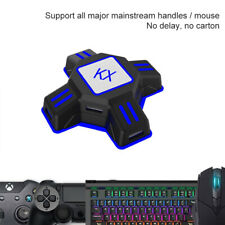 For Switch/Xbox/PS4/PS3 Gamepad to Keyboard and Mouse Converter