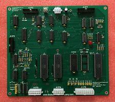 Main Control Board A1 for Gottlieb Pinball, System 3,replaces MA1934 MA1423, MPU