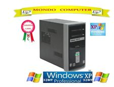 COMPUTER HP PRESARIO CPU INTEL PENTIUM D 820 DUAL CORE  WINDOWS XP PRO SP3
