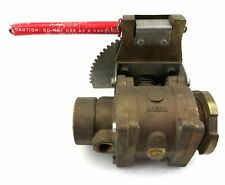 Akron 7625 7630 Fire Truck Rack And Sector Actuator For 2 12 And 3 Valve