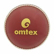 Omtex Pro Synthetic Soft Ball, Men's Standard Red Us