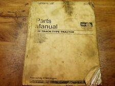 Caterpillar Cat D5N Crawler Tractor Dozer Parts Manual 2004 AGG AKD