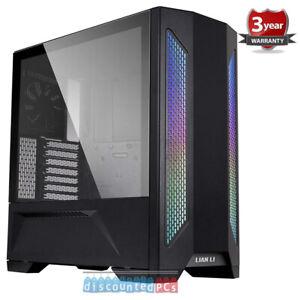 AMD Ryzen 3700x Eight Core DDR4  PC Computer Lancool 2 USB3.0 - barebone up684