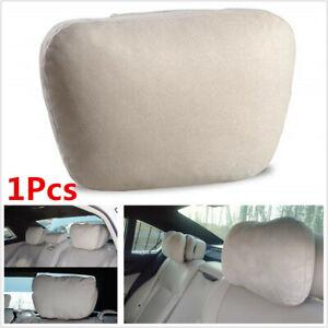 Universal Soft Car Travel Headrest Head Neck Rest Pillows Seat Cushion Support