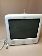 APPLE eMac All in One PC Power Mac A1002 #1955 17in White Computer