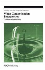 Special Publications: Water Contamination Emergencies : Collective...