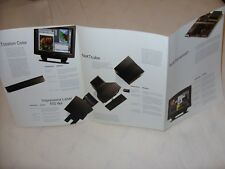 NeXTdimension & Cube & Station Steven Jobs Apple NeXTSTEP Brochure