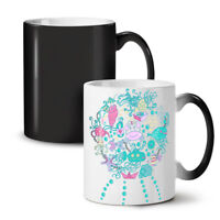Sea Life Fish Cute NEW Colour Changing Tea Coffee Mug 11 oz | Wellcoda