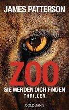 Zoo von James Patterson und Michael Ledwidge (2015, Taschenbuch)