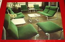 sur papier photo mobilier KNOLL INTERNATIONAL FRANCE 30x21 avec référence N°5